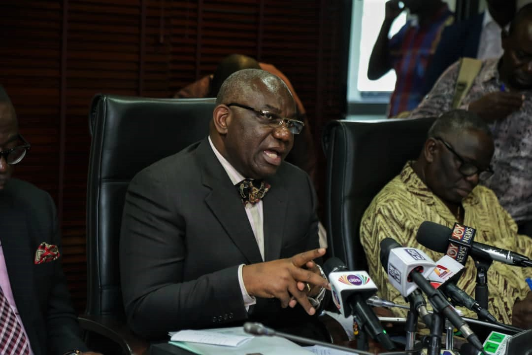 Energy Minister Seeks Parliamentary Approval for ECG PSP