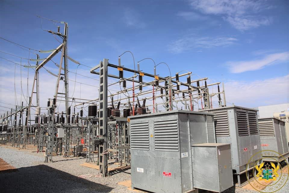 President Akufo-Addo Inaugurates 225KV Bolgatanga-Ouagadougou Power Interconnection Project